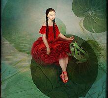 Thumbelina (Däumelinchen) by Catrin Welz-Stein