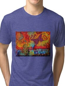 Freedom to CREATE Whatever I Want Tri-blend T-Shirt