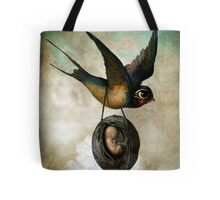 Precious flight Tote Bag