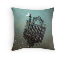 The Sandman Throw Pillow