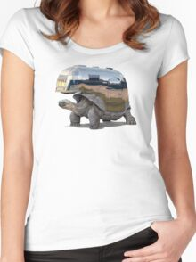 Pimp My Ride (colour) Women's Fitted Scoop T-Shirt