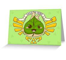 Makar, Sage of Wind Greeting Card