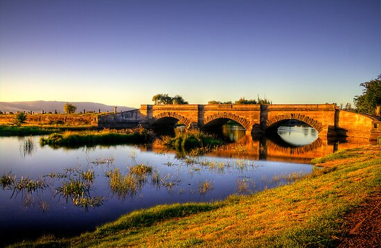 Ross Bridge in HDR by Elana Bailey
