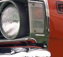 Ford Falcon XY GT Detail Sticker