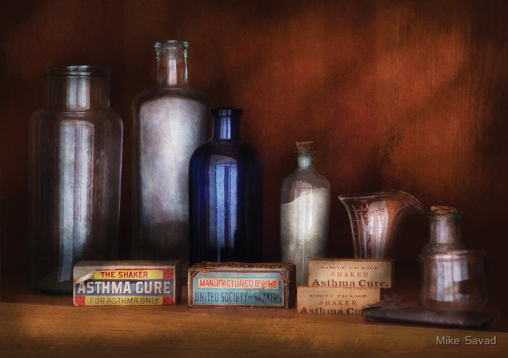 Doctor - Asthma Cures by Mike  Savad