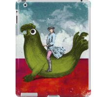 The Beastmaster iPad Case/Skin