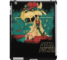 STAR POWER iPad Case/Skin