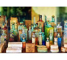 Pharmacist - Whatever ails ya - II Photographic Print