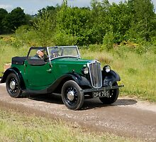 Morris Eight 2 Seater Tourer by Aggpup