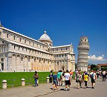 Pisa's Miracles II by Denis Molodkin