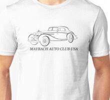 1934 Maybach Zepplin for MACUSA Unisex T-Shirt
