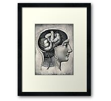 unborn ideas Framed Print