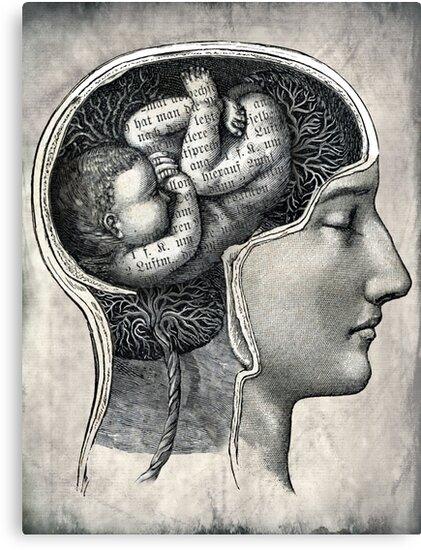 unborn ideas by Catrin Welz-Stein
