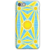 Kaleidoscope Sun 2 - iPhone case iPhone Case/Skin