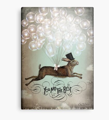 You're the best! Metal Print
