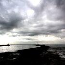 Stormy horizons by Christine Oakley