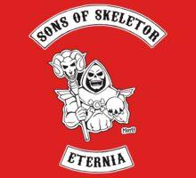 Sons of Skeletor Kids Clothes