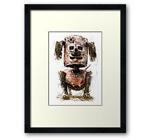 If Ned had a Dog Framed Print