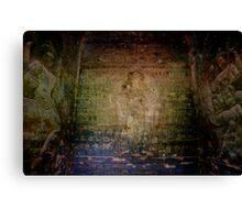 Preah Ko, Angkor Wat Canvas Print