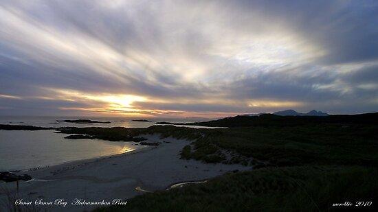 Sanna Bay   Ardnamurchan Point by Alexander Mcrobbie-Munro