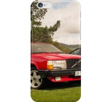 Prizewinning Volvo Turbo iPhone Case/Skin