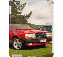 Prizewinning Volvo Turbo iPad Case/Skin