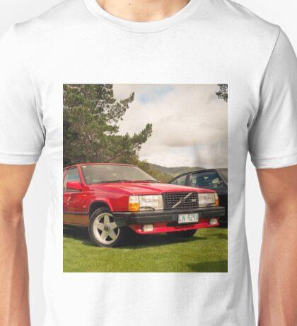 Prizewinning Volvo Turbo Unisex T-Shirt