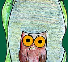 Cactus Owl by emmbr