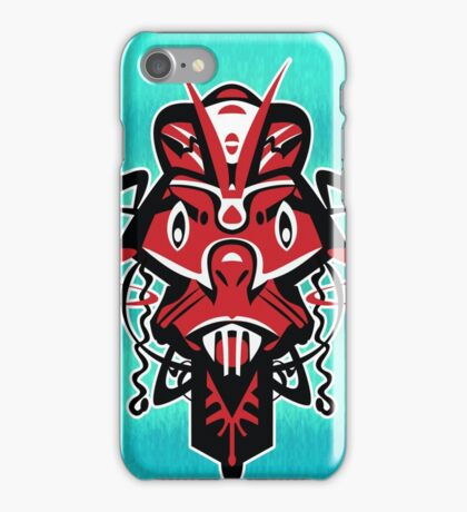 Mask - AngryRed - iPhone case iPhone Case/Skin