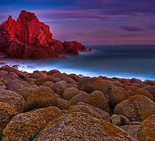 Dusk at The Pinnacles #1 by Jason Green