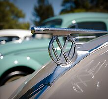 VW Badge by Clintpix