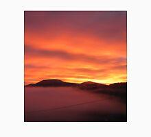 Sunrise in the Derwent Valley Unisex T-Shirt