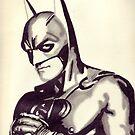 Batman by Dawn Bigford