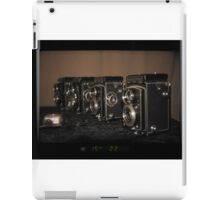 Rolleis through EOS RT iPad Case/Skin