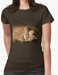 Together Forever Womens Fitted T-Shirt