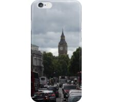 A Busy Day In London iPhone Case/Skin