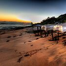 Better days  - Long Reef Aquatic Park, Sydney (28 Exposure HDR Panoramic) - The HDR Experience by Philip Johnson