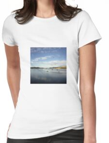 Boomer Bay, Dunalley Womens Fitted T-Shirt