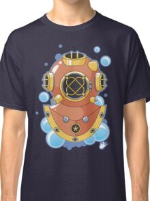 Vector Diving Helmet Classic T-Shirt