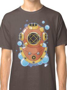 Vector Diving Helmet Classic T-Shirt