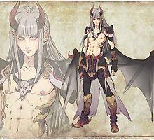 .:Demon Boy:. by Tsuyoshi