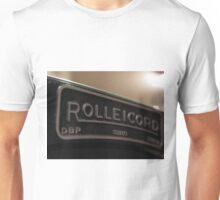Rolleicord V Unisex T-Shirt