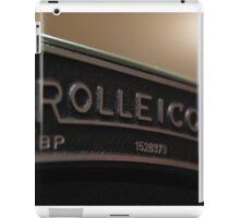 Rolleicord V iPad Case/Skin
