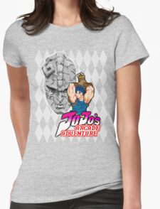 Jojo's Arcade Adventure Womens Fitted T-Shirt