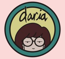 Daria One Piece - Short Sleeve