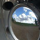 Bus Wheel Reflections by Derwent-01