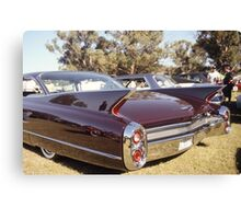 1960 Caddy Canvas Print