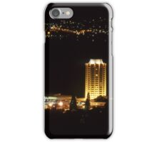 Wrest Point at Night iPhone Case/Skin