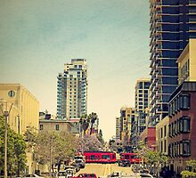 Centre City San Diego by seeyoutoo