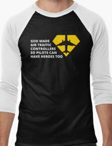 God Made Air Traffic Controllers So Pilots Can Have Heroes Too T-Shirt